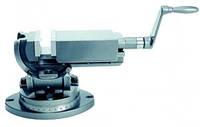 Тиски станочные двухосевые прецезионные GROZ AMV/SP-100,