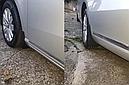 Брызговики MGC Volkswagen Passat B7 (Фольксваген Пассат) 2011-2015 г.в. комплект 4 шт 3C0075111, 3C0075101, фото 8