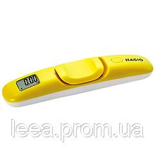 """Ваги електронні для багажу MAGIO MG-145, 50 кг, р/к дисплей, функція """"тара"""" Magio 145МG"""