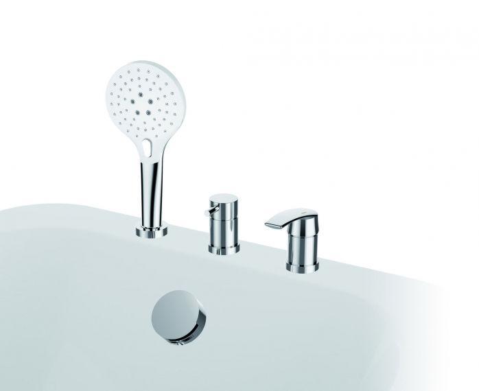 Смеситель для ванны бортовой GRB Premier 50231500