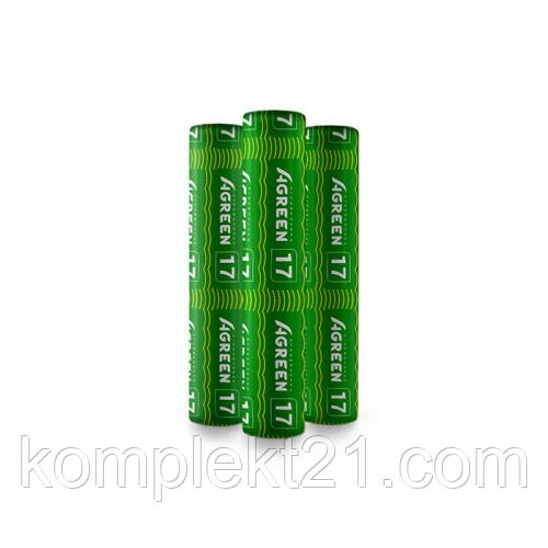 Агроволокно Agreen 17 г/м2 (6.35х100) УК (усиленный край)