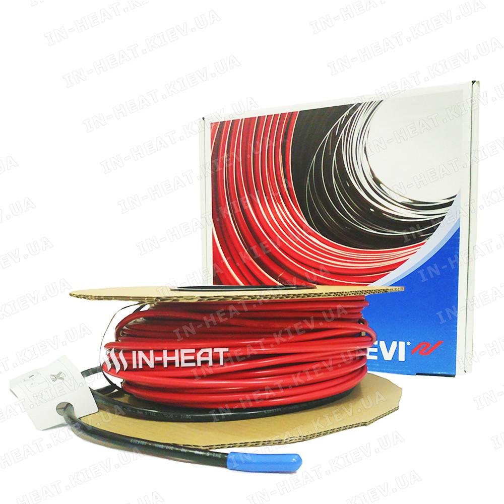 Нагревательный кабель под стяжку DEVIflex 18T / 44 м / 820 Вт