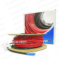 Нагревательный кабель под стяжку DEVIflex 18T / 44 м / 820 Вт, фото 1
