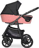 Детская универсальная коляска 2 в 1 Riko Elite 02 Rose, фото 1