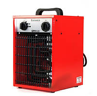 Тепловая электрическая пушка GRUNHELM GPH3 (3 кВт)