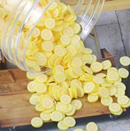 Фимо «Лимон» для слаймов (50589)