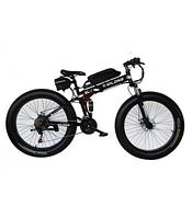 Электровелосипед складной Вольта Страйк 500, фото 1