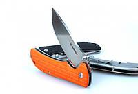 Нож складной Ganzo G723 (черный, зеленый, оранжевый)