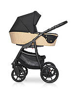 Детская универсальная коляска 2 в 1 Riko Elite 01 Banana, фото 1