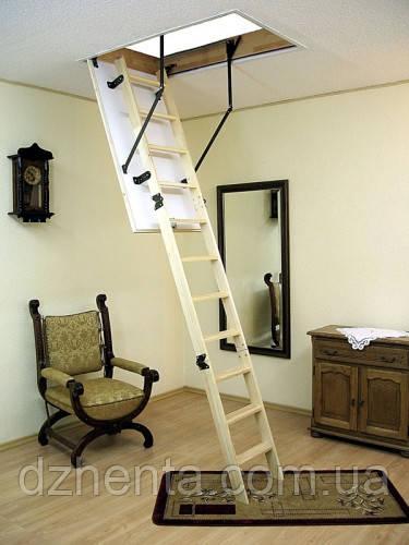 Чердачная лестница COMPACT Standart