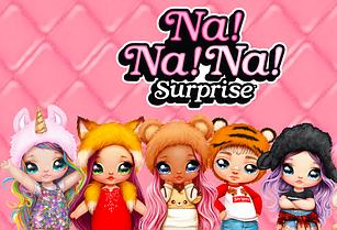 Na! Na! Na! Surprise MGA Entertainment