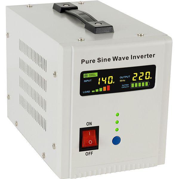 AXIOMA energy Гибридный ИБП+стабилизатор 1700ВА (1200Вт), 24В  AXEN.IA-1700, AXIOMA energy