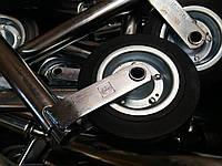 Опорное колесо WINTERHOFF 150 кг. диаметр 48 мм. арт. 1860905