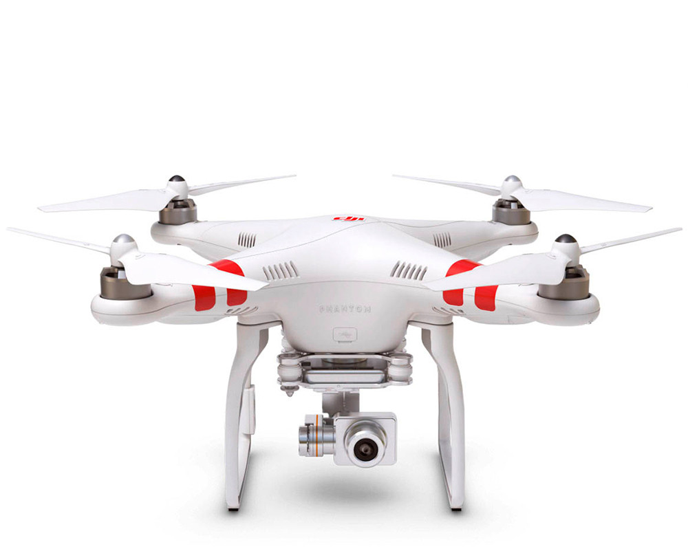 Квадрокоптер DJI Phantom 2 Vision+ Plus