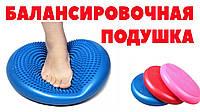 Балансировочная подушка. Применение и упражнения. Особенности