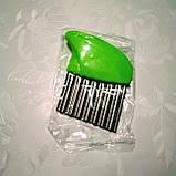 Нож для волнистой нарезки овощей «Compact» зеленый, фото 4