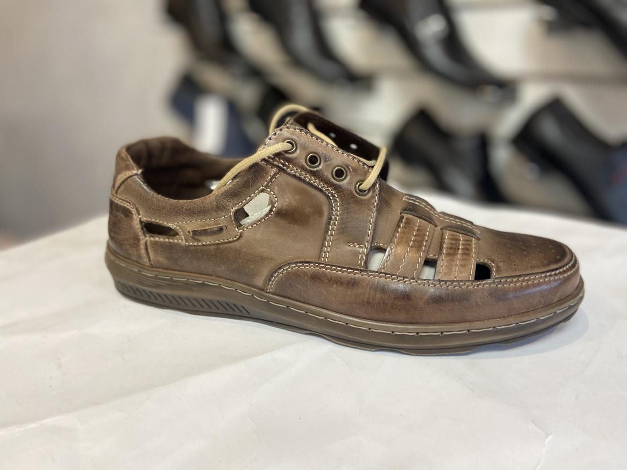 Чоловічі літні туфлі Pan 🇵🇱