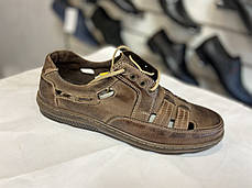 Чоловічі літні туфлі Pan 🇵🇱, фото 3