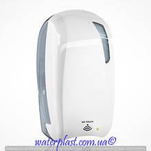 Автоматичний сенсорний дозатор для дезинфікуючого засобу 1,2 л linea skin