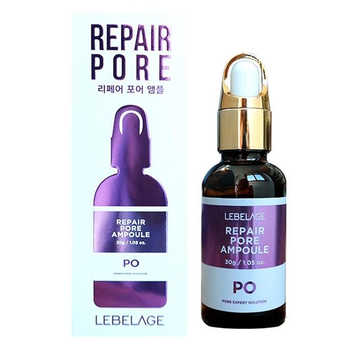 Сыворотка для лица для сужения пор Lebelage Repair Pore Po Ampoule, 30 мл