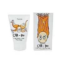 Восстанавливающая маска для волос с коллагеном и керамидами ELIZAVECCA Milky Piggy Collagen Ceramide Coating P