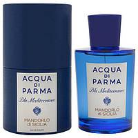 Acqua di Parma Blu Mediterraneo Mandorlo di Sicilia edt 75 ml. лицензия