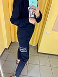 Fashion костюм Жін. L(р) чорний 0984 VERSACE Туреччина Осінь-B, фото 3