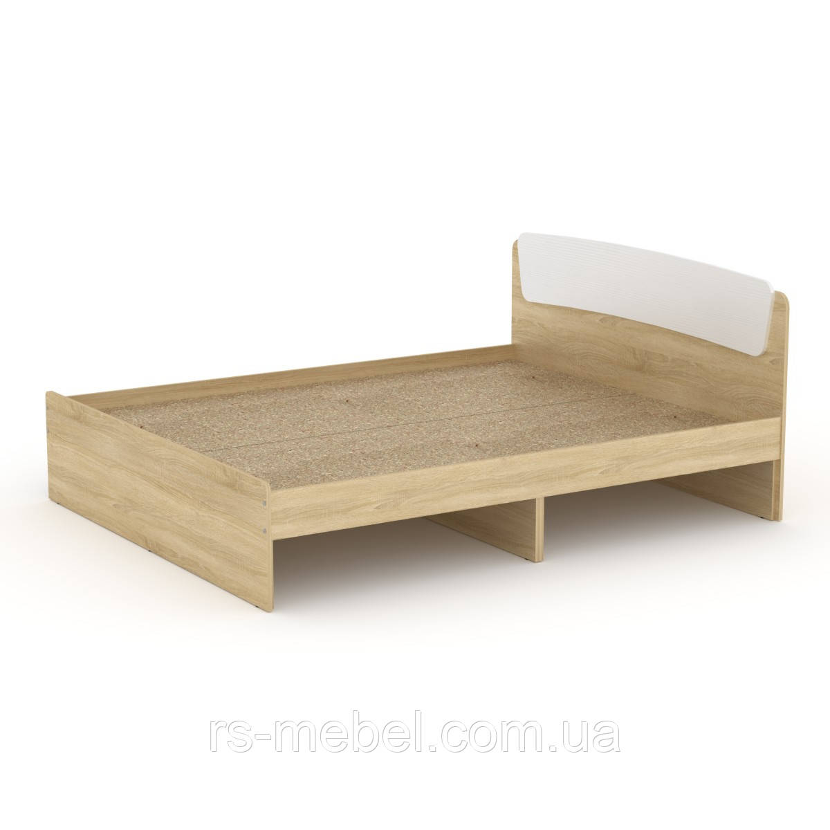 """Ліжко """"Класика-160"""", дсп (Компаніт)"""