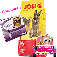 Сухой корм Йозера Аджило Спорт Josera Agilo Sport для собак пород 18 кг