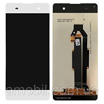 Дисплей + Сенсор Sony Xperia XA F3111 / F3112 / F3113 / F3115 / F3116  white orig