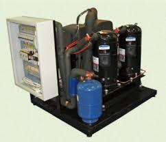 Тепловий насос VDE ТН-70 (70,8 кВт)