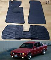 Коврики ЕВА в салон BMW 5 E34 '88-96, фото 1