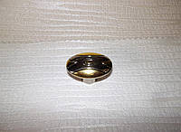 Ручка мебельная 3044 хром- золото, фото 1