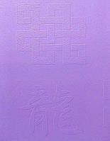 Стеклообои Wellton  Decor Иероглиф WD770, 12,5 м