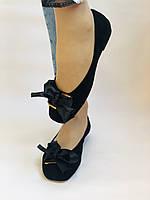 Стильні! Жіночі туфлі -балетки з натуральної шкіри 35-40. Супер комфорт.Vellena, фото 8