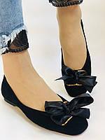 Стильні! Жіночі туфлі -балетки з натуральної шкіри 35-40. Супер комфорт.Vellena, фото 3