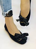 Стильні! Жіночі туфлі -балетки з натуральної шкіри 35-40. Супер комфорт.Vellena, фото 5