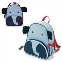 Рюкзак детский Skip Hop Zoo Слоник + ланчбокс.
