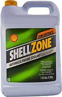 Концентрат антифриза Shell ShellZone G11 зеленый 3,78 литра