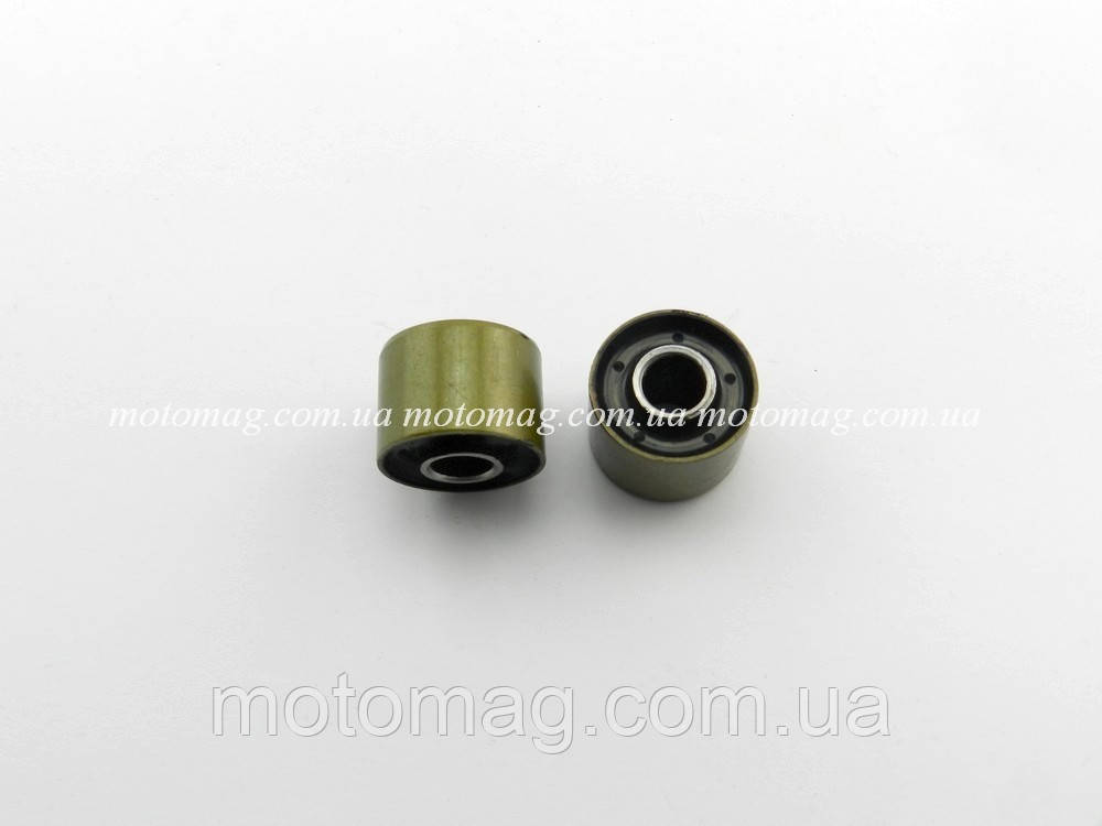 Сайлентблок двигателя 28-22-10 мм, Honda Dio/Suzuki, пара