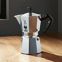 Гейзерная кофеварка Bialetti Moka Express (9 чашек - 450 мл)