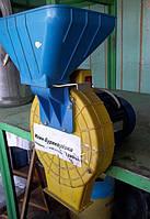 Измельчитель зерновых кормов с функцией бурякорезки (Белорусь) — 200кг/час.
