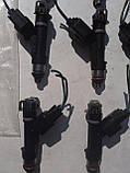 Форсунки Mazda L5-VE 2.5i L50113250  0280158157  8E5GAB, фото 2