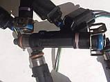 Форсунки Mazda L5-VE 2.5i L50113250  0280158157  8E5GAB, фото 7