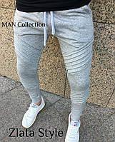 Мужские стильные спортивные штаны, фото 1