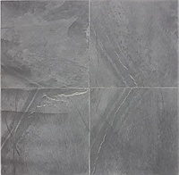 Плитка Талькохлорит шлифованная 300/300/10 для бани и сауны