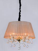 Люстра классическая (модель US8119-500GD), хром