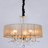 Люстра классическая (модель US8295-500GD), хром