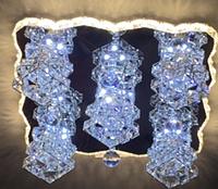 Люстра стельова зі світлодіодним підсвічуванням і пультом (модель 8862)