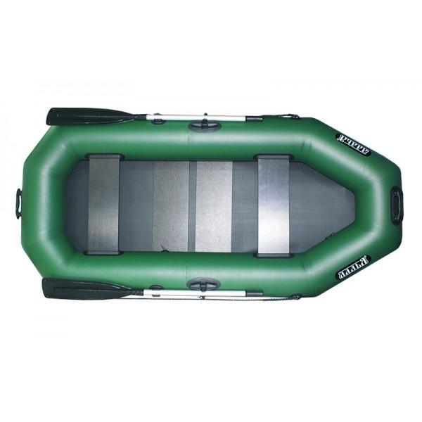 Надувная лодка Ладья ЛТ-250А-С со слань-ковриком